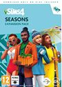 The Sims 4 Seasons (PC) Code in Box