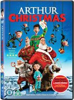 Arthur Christmas (DVD & Digital Copy)