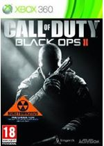 Call Of Duty: Black Ops II (With Pre-Order Bonus Nuketown 2025 Multiplayer Map) (Xbox 360)